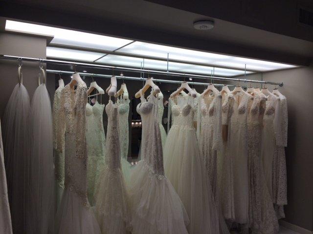Lfay Bridal Nyc Wedding Dress Store